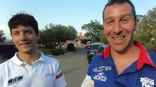 Sardegna Rally Race 2015: Intervista Mirko Pavan e Ladis Dalle Mule