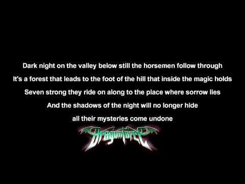 DragonForce - Starfire | Lyrics on screen | HD