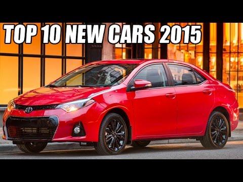 Top Ten New Car Features 2015 !