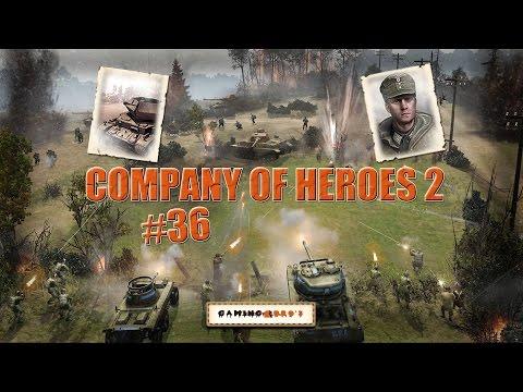 Company of Heroes 2 #36 Listening to the Dutch Radio [1V1]