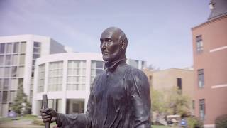 This is Saint Louis University