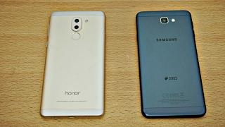 Huawei Honor 6X vs Samsung Galaxy J7 Prime - Review & Camera Test! (4K)