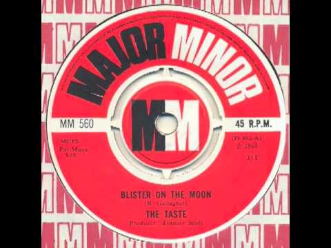 Taste - Blister On The Moon