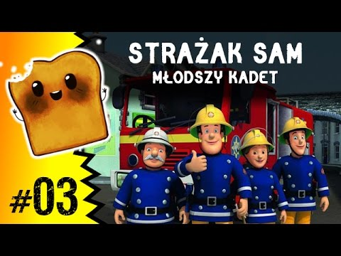GRY NA TELEFON: Strażak Sam Po Polsku - Młodszy Kadet #3 (gry Android, Gry Strażackie)