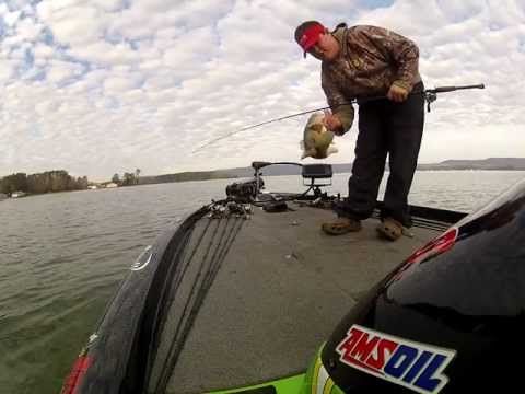 fishing on lake guntersville