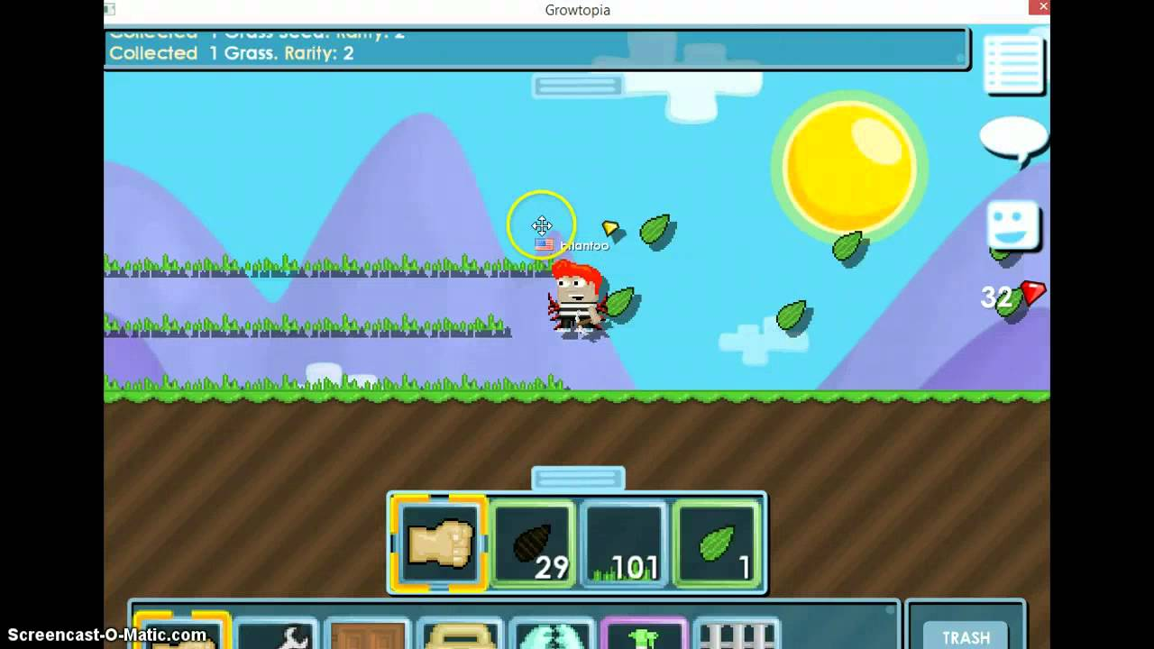 Growtopia How to Get Butterfly
