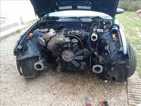 Projet bmw turbo 1