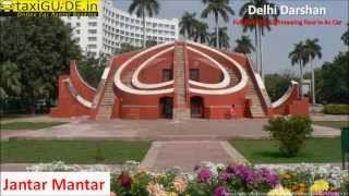 Delhi Darshan City Sightseeing Tour Package from taxiGUIDE
