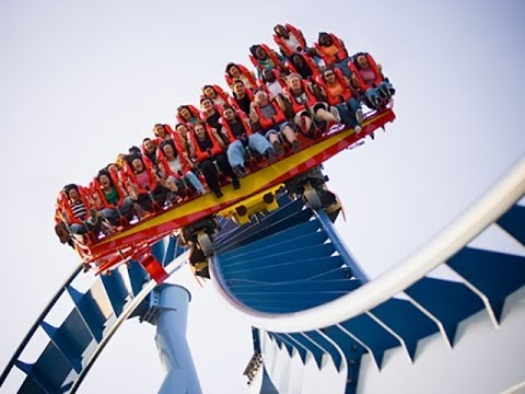 World s Craziest Roller Coasters -- FAK #29