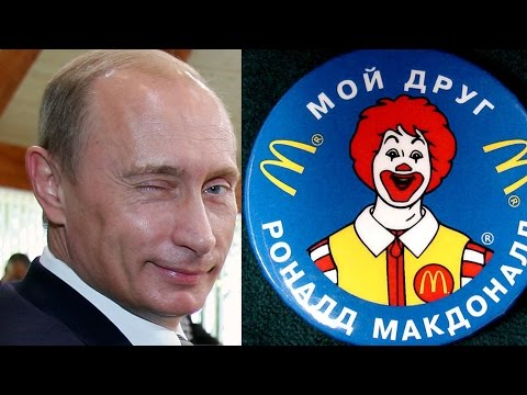 McDonald's Closed in Russia For Safety Reasons