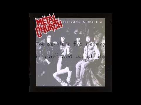 Metal Church - Anthem To The Estranged [Lyrics]