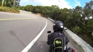 山路實用騎乘技巧-微側掛
