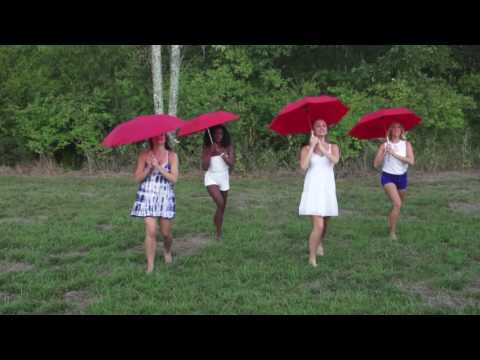 Let it Rain on Me Girls Dance thumbnail