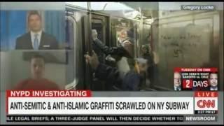 Hand Sanitizer Saves Thoughtful Kwans From Hate-Latino Graffiti Coast To Coast Freight Trains Next!