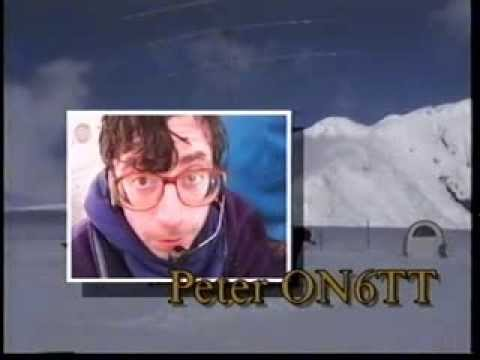 3Y0PI Peter One Island Antarctica Expedition 1994