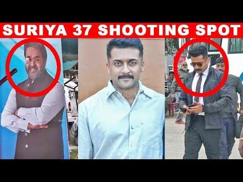 LEAKED: Suriya and Mohanlal character in Suriya 37 | KV Ananad | Harris Jayaraj