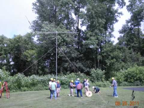 East Greenbush Amateur Radio Field Day 2011