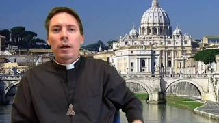 Amazon Synod Statues thrown into Tiber River - Fr. Mark Goring, CC