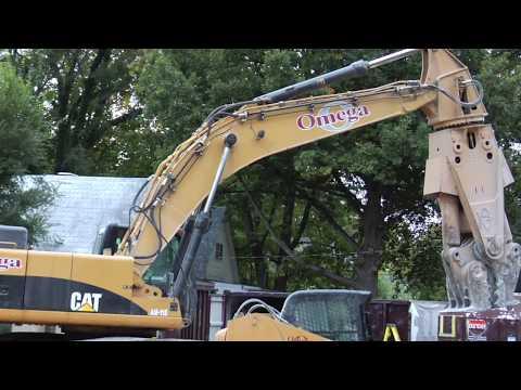 Omega Demolition:  Sankey High-Rise