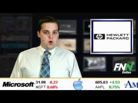 Hewlett-Packard To Announce Major Restructuring Plan