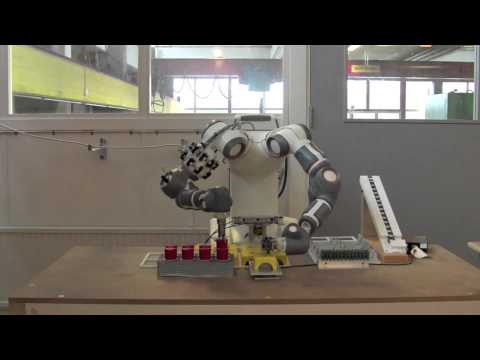 Task-consistent safe human-robot interaction