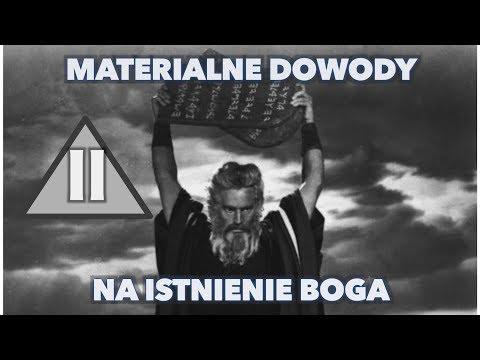 Materialne dowody na istnienie Boga! cz. II. Pomoc dla ateisty.