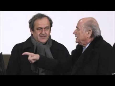 Suspended UEFA Chief Platini: 'I'm Bullet Proof'
