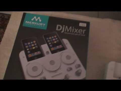 Merkury DJ Mixer Review