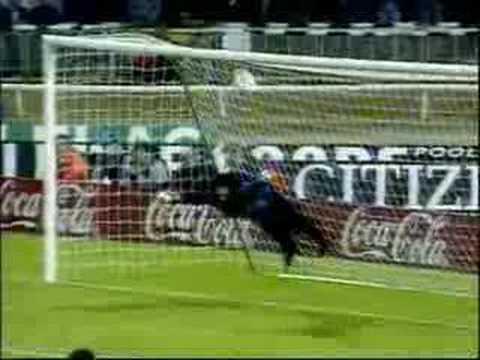 René Higuita- BEST GOAL SAVE EVER!!