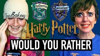 Harry Potter WOULD YOU RATHER ft. TheBakeey