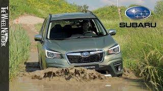 2020 Subaru Forester e-Boxer – Off-Road Driving Course