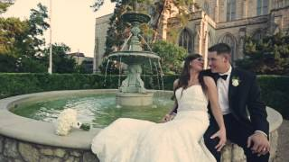 Mayo Hotel, First United Methodist wedding {Tulsa wedding video}