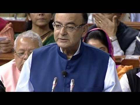Finance Minister Arun Jaitley's Full Budget 2015 Speech