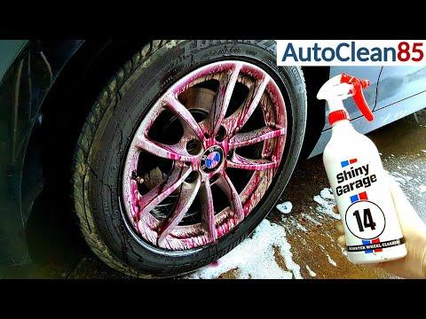 Shiny Garage Monster Wheel Cleaner / Felgen reinigen / Felgenreiniger im Test
