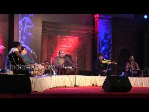 Chandan Das Ghazal Nishagandhi Festival 2012 Music Performance...