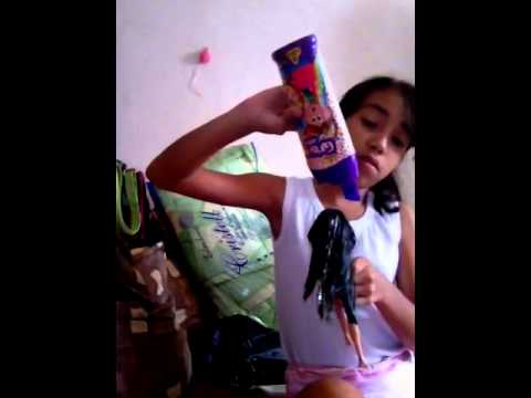 COMO BAÑAR A TU MONSTER HIGH