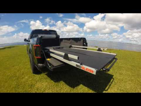 truck bed slideout video