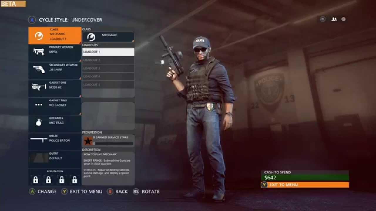 Battlefield Classes Unlocks Mechanic Class Unlocks And