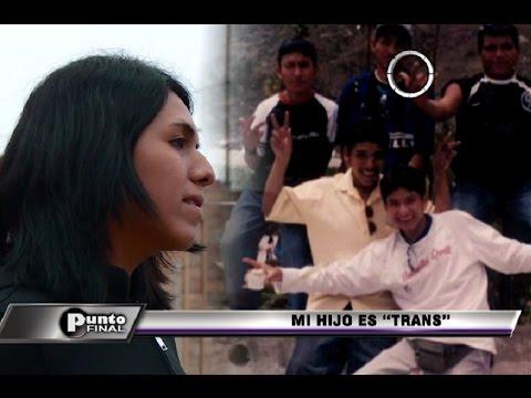 Mi hijo es transgénero: El drama de las familias que viven este cambio