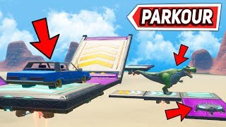 *NUEVO PARKOUR PROP HUNT* FORTNITE PROP HUNT