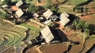 Black Hmong Vietnamese Village