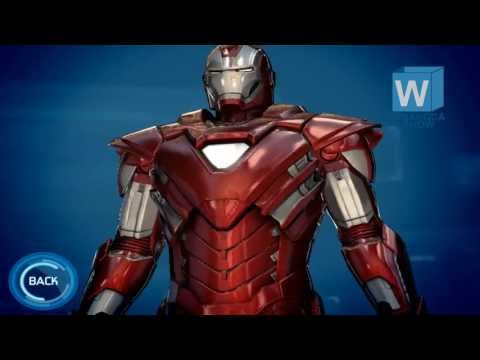 Iron Man 3: The Official Game - Mark 33 - SILVER CENTURION
