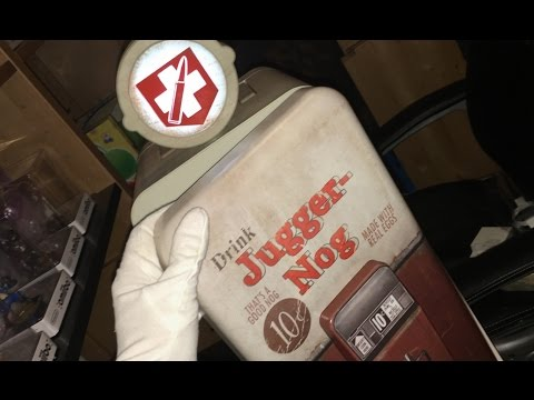 """UNBOXING JUGGERNOG MACHINE (Sold Out) """"Call of Duty: Black Ops 3"""""""