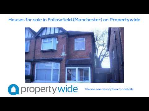 Houses for sale in Fallowfield (Manchester) on Propertywide