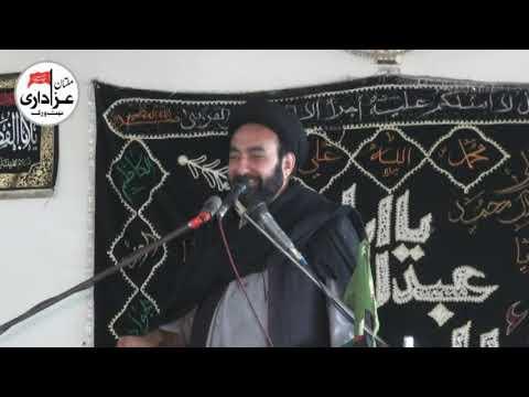 Zakir Ali Hussain Qummi | Majlis | 1 Jan 2018 | Yadgar Masiab |