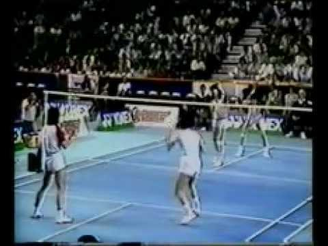Lin Ping ru Wei And Han ai Ping vs Lin