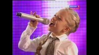 Sings Anastasia Petrik  eight years, from the Ukraine to the children