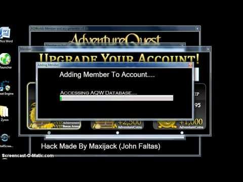 =AQW= Member And Acs Hack =2013=