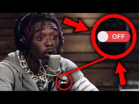 SHOCKING FOOTAGE OF RAPPERS WITHOUT AUTO-TUNE... (Lil Uzi, Travis Scott, Lil Yachty & MORE!)