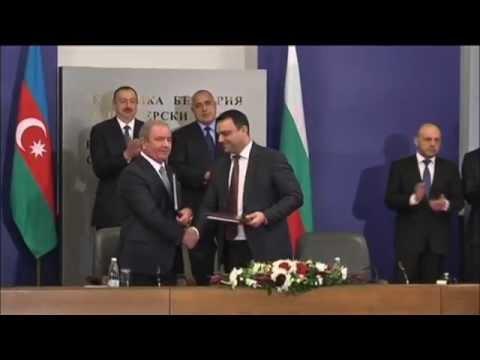 Bulgaria Seeks Gas Deal With Azerbaijan: Sofia moving away from Russian gas
